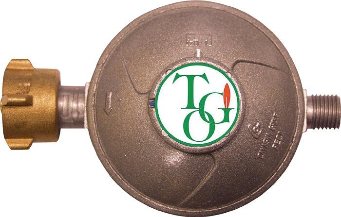 Druckregler Stand.1,5 kg/h ca.0,25kg