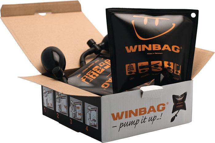 Montagekissen Winbag Trgf.135kg