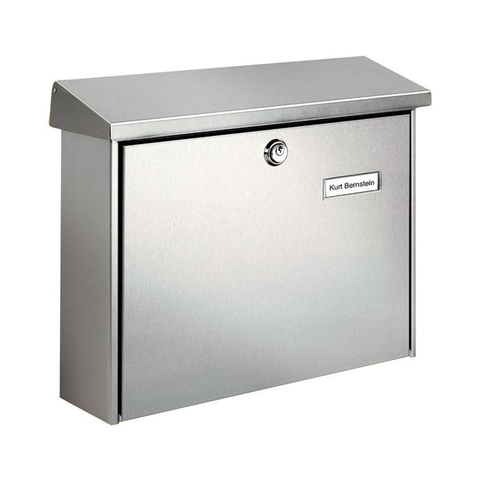 Briefkasten Amrum 3867 Ni H.320mm
