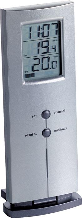 Funkthermometer Messber.auß.-40