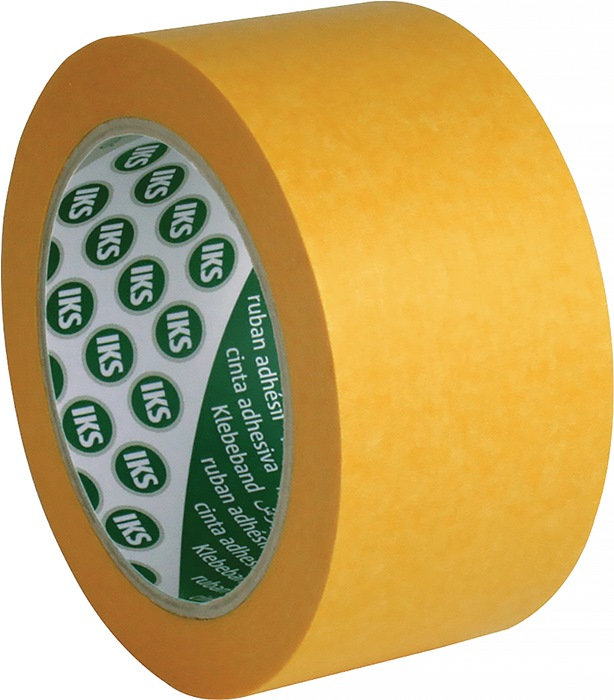 Abdeckband K544 glatt orange L.50m