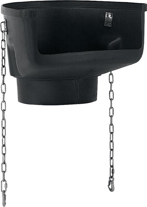 Schuttrohrtrichter 6kg PE kurz