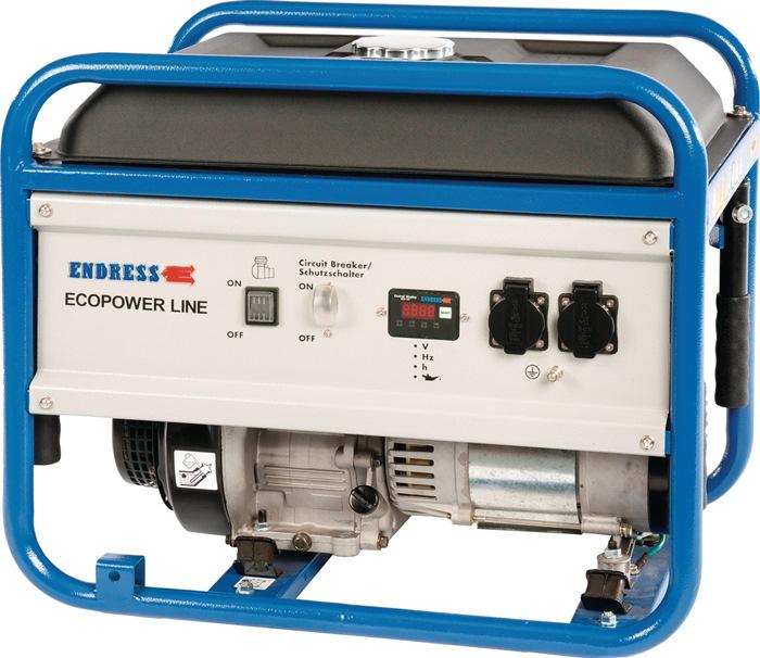 Stromerzeuger ESE 3000 BS 2,5 kVA,2,5 kW