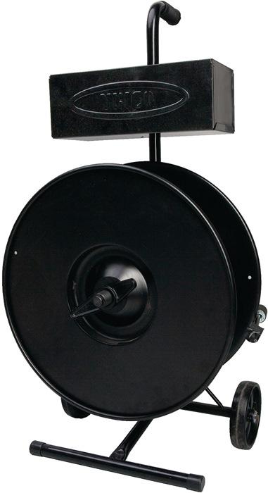 Bandabroller PES-Umreifungsband fahrbar