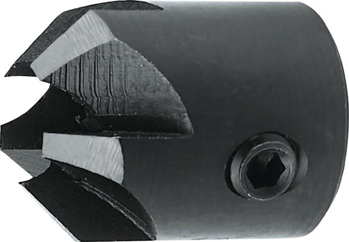 Aufsteckversenker Type 0639 HSS Bohr-Ø