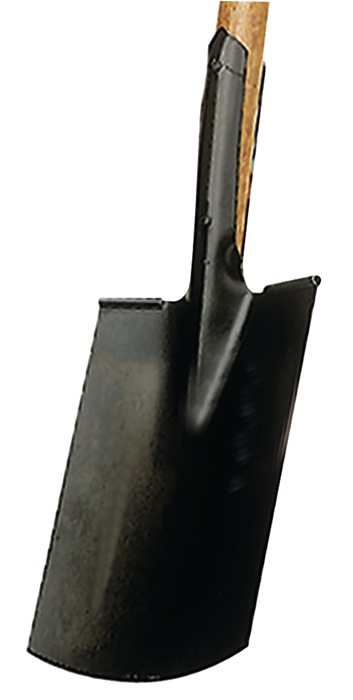 Bauspaten 285x185/180mm Gr.2