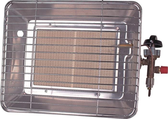 Heizstrahler 2,7-4,2 kW 200-370 g/h