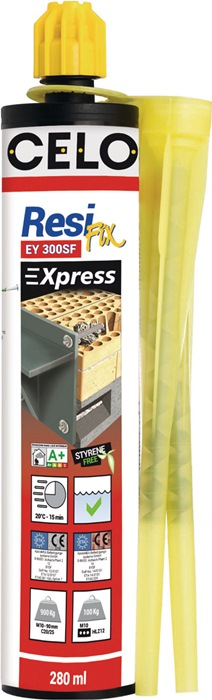 Injektionsmörtel ResiFIX EY EY 300 SF