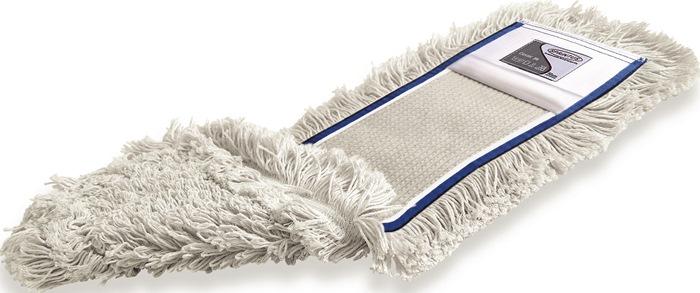 Wischmopp m.Taschen Baumwolle/Polyester
