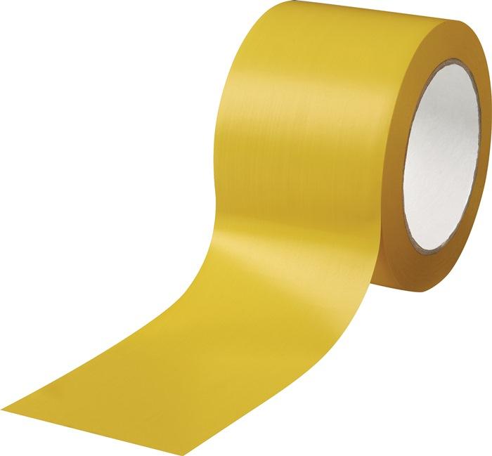 Bodenmarkierungsband Easy Tape PVC gelb