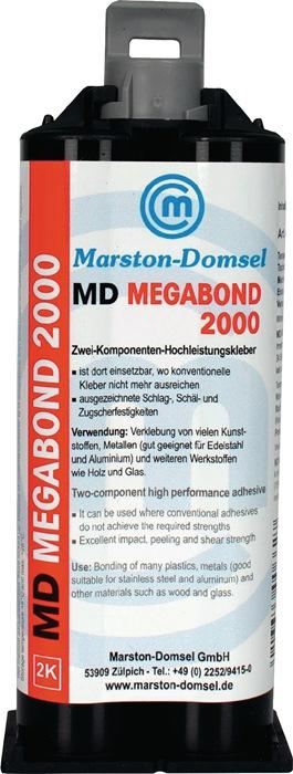2K-Hochleistungskleber MD-Megabond 2000