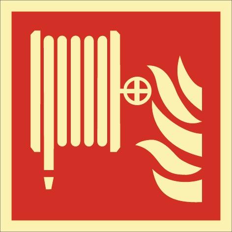 Brandschutzzeichen ASR A1.3/DIN EN ISO