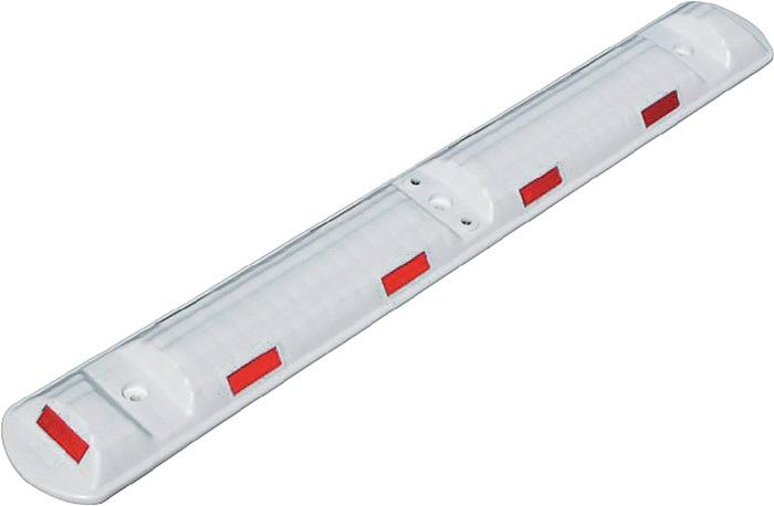 Leitschwelle L1170xB150xH50mm PP weiß