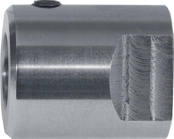 Adapter Gew.M18x1,5mm m.Weldonschaft