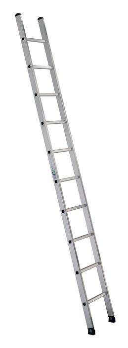 Anlegeleiter Alu.6 Sprossen Leiterlänge