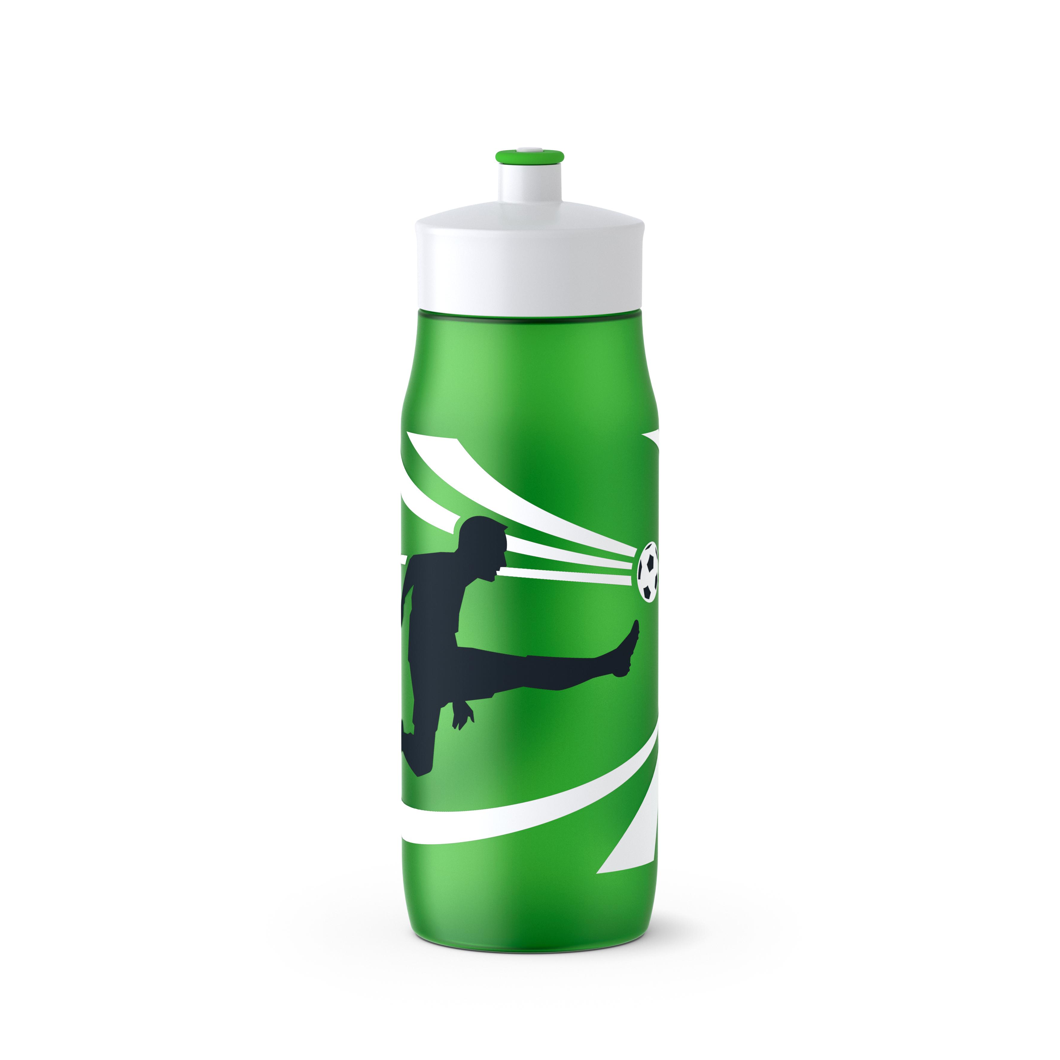 EMSA 518092 SQUEEZE Trinkflasche 0,6 L SOCCER
