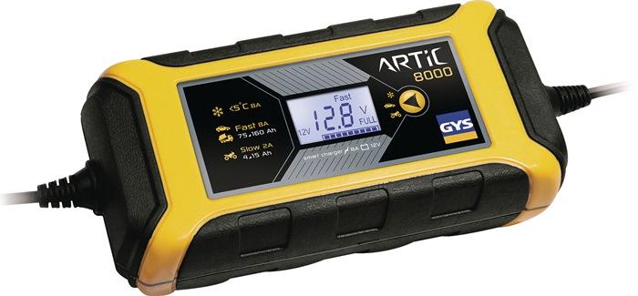 Batterieladegerät ARTIC 8000 12 V 2/8 A