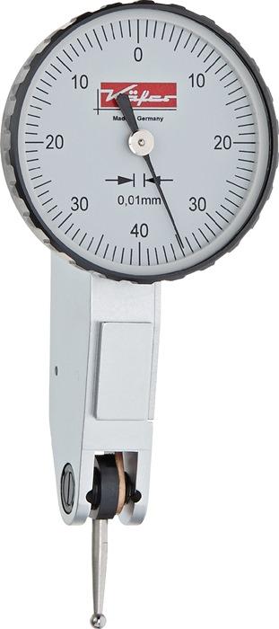 Fühlh.-Messger.K 30 0,8mm Abl.0,01mm