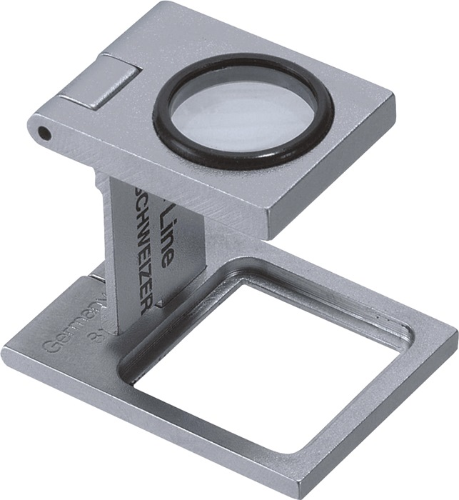 Fadenzähler Tech-Line 8x Linsen-D.16,3mm