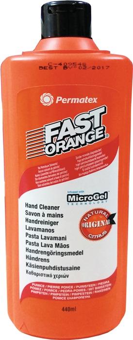 Handreiniger Fast Orange 440 ml m.Aloe