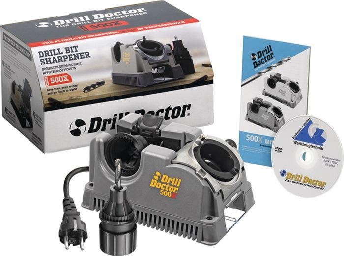 Bohrerschleifgerät Drill-Doctor DD-500X