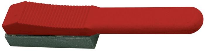 Handläpper L125xB25xH20mm 360 rot MÜLLER