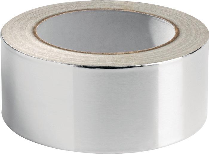 Aluminiumklebeband 511 m.Liner L.50m