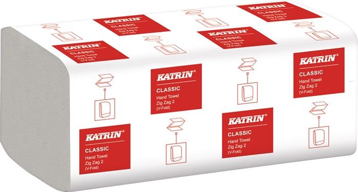 Falthandtuch Katrin Classic ZZ 2