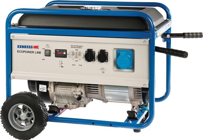 Stromerzeuger ESE 6000 BS 5 kVA,5 kW