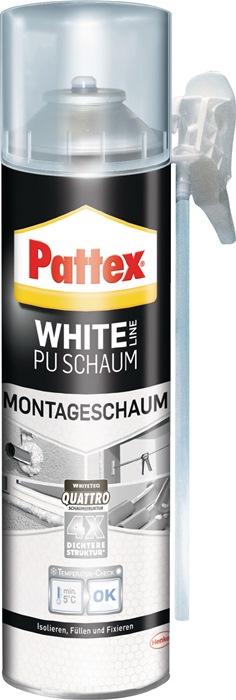 1K-Montageschaum White Line PUW50 500 ml