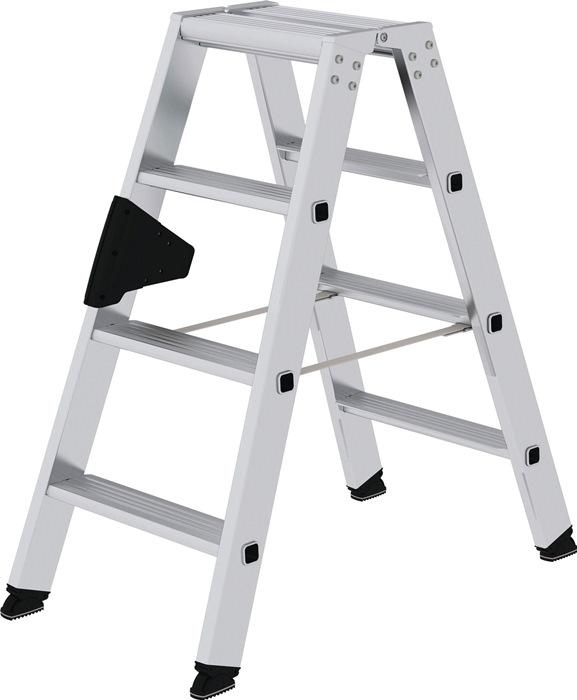 Stufenstehleiter 2x4 Stufen
