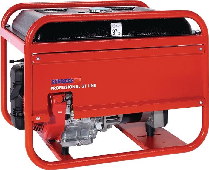 Stromerzeuger ESE 506 DHS-GT 5,4 kVA,4,3