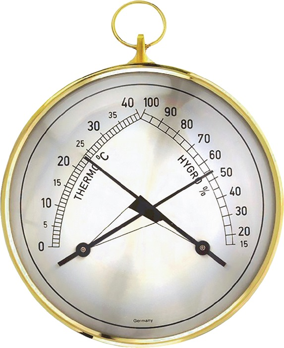 Thermo-Hygrometer Messber.0