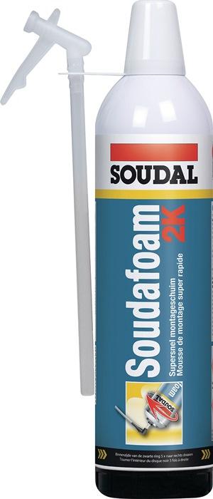 2K-Türzargenschaum SOUDAFOAM 400 ml B2