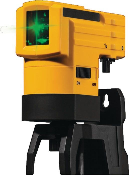 Kreuzlinienlaser LAX 50 G 30m ± 0,5 mm/m