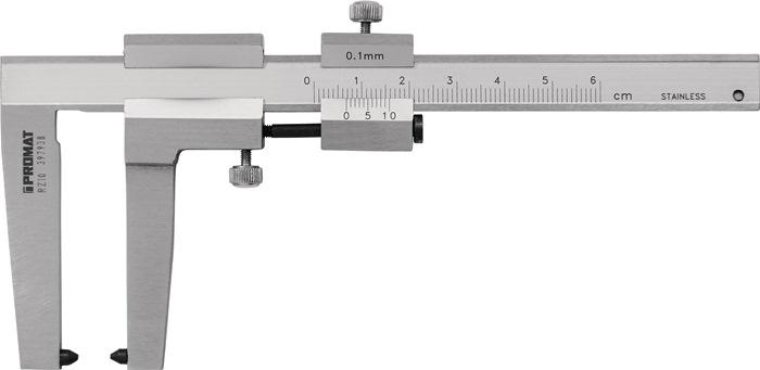 Bremsscheibenmessschieber 0-50mm