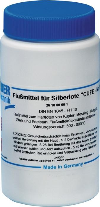 Hartlötpaste CuFe Nr.1 500-800GradC 250g