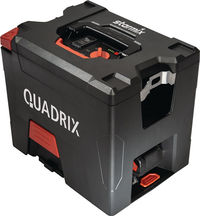 Akkusauger Quadrix L 18V Top 18 V 5,2 Ah