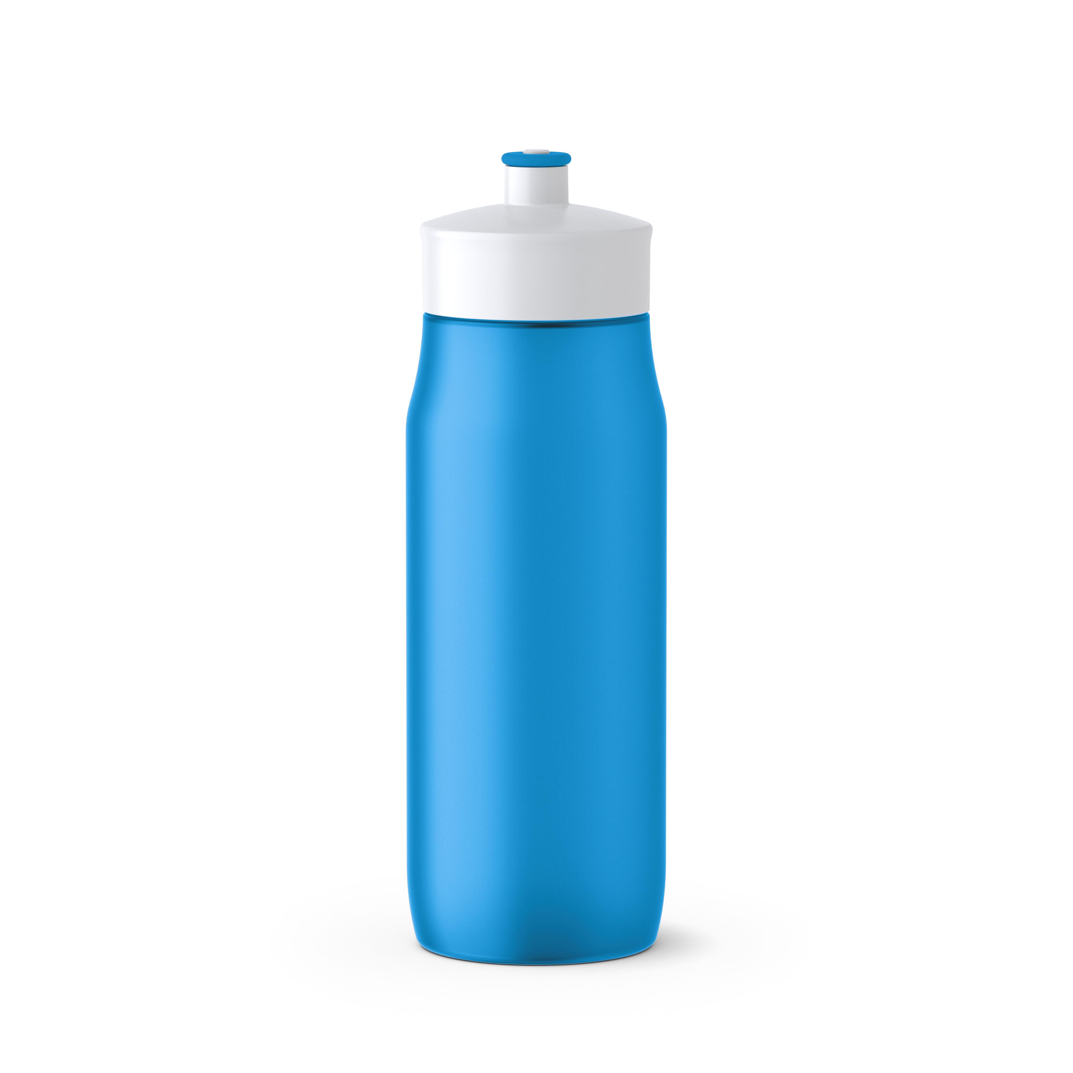 EMSA 518087 SQUEEZE Sport-Trinkflasche - 0,6 L