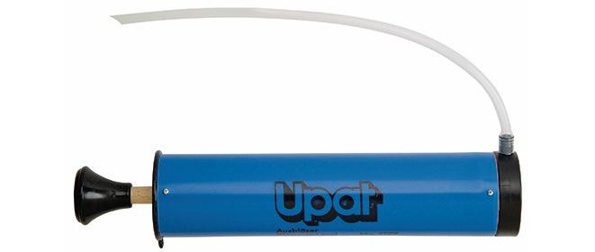 Ausblaspumpe UPM Material Ku.UPAT