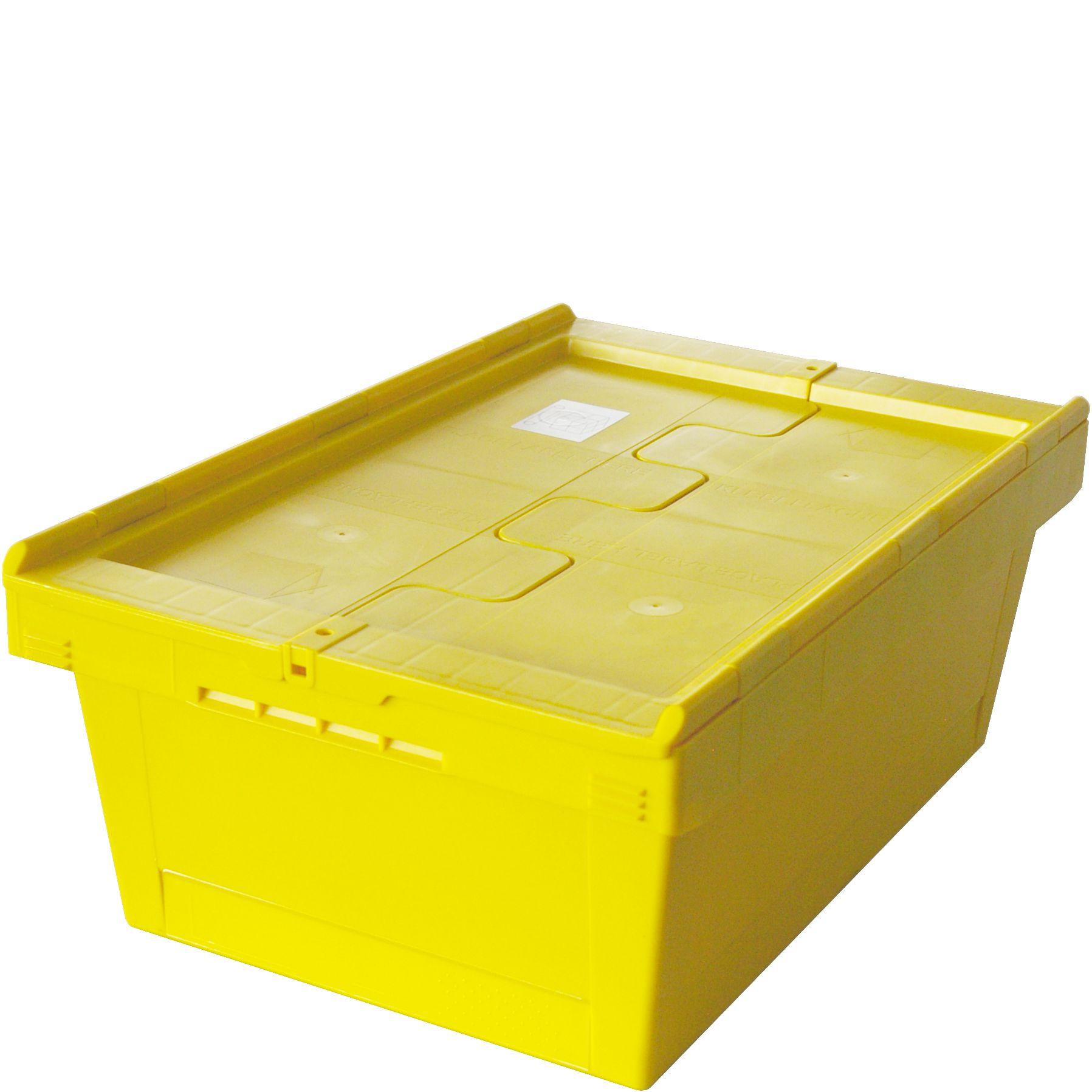 -Behälter MBD  64221  mZ pgelb