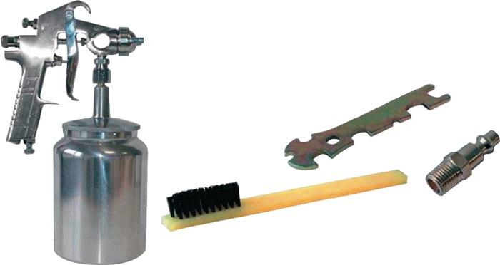 Druckluftfarbspritzpistole Kit-Line HVLP