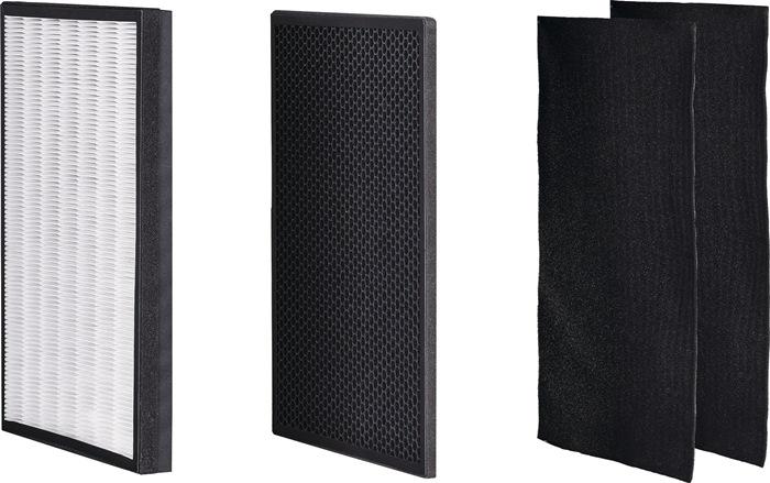 4-Stufen Filtersystem Set z.Luftreiniger