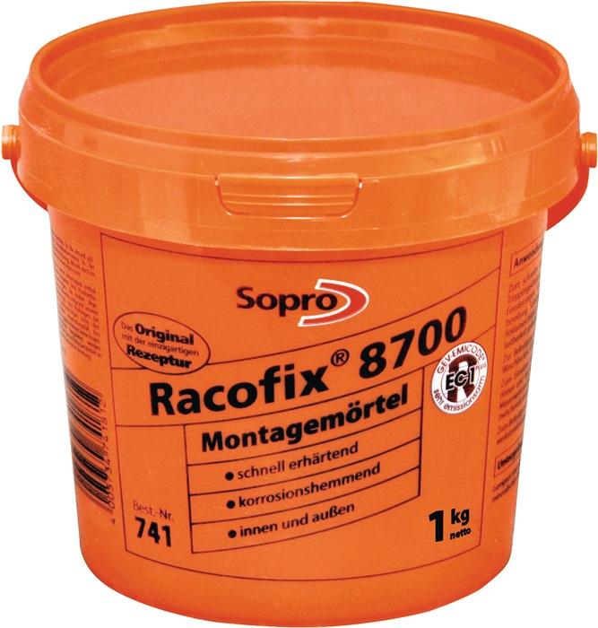 Montagemörtel Racofix® 8700 1:3