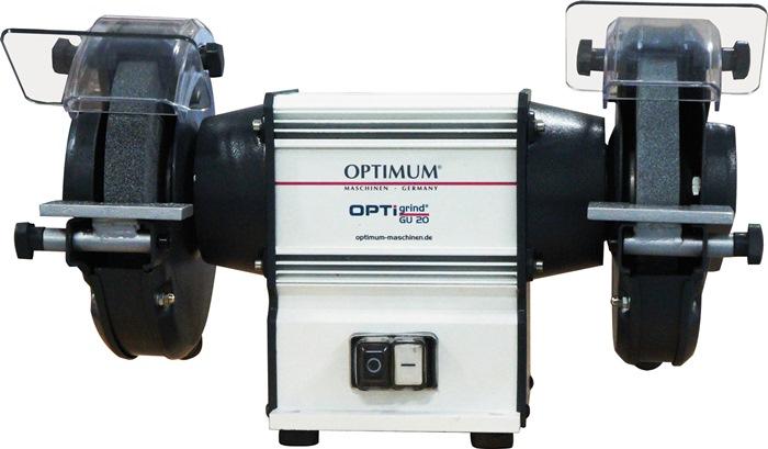 Doppelschleifmaschine GU 20 200x30x32mm