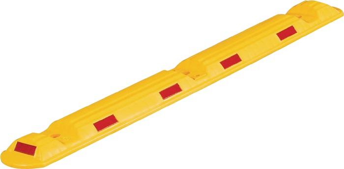 Leitschwelle L1170xB150xH50mm PP gelb