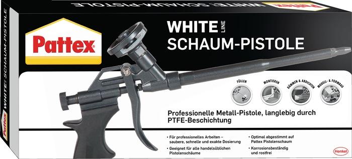 1K-Montagepistole White Line MET