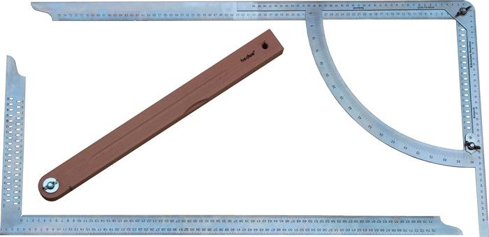 Anreißgerät Alpha Classic Set 500mm