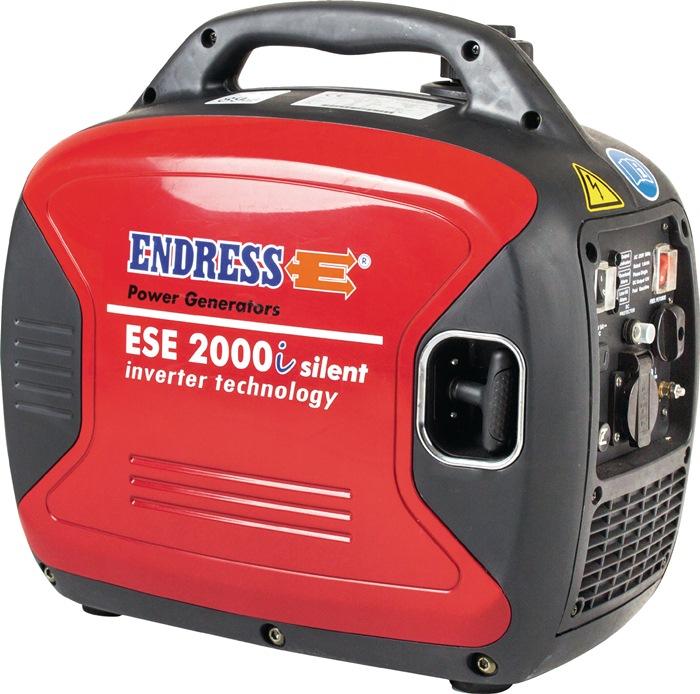 Stromerzeuger ESE 2000 i Silent 1,6