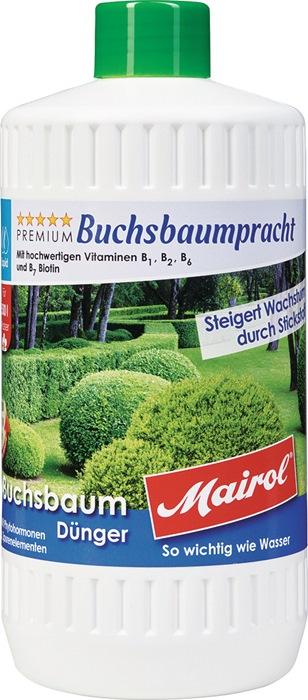 Buchsbaum-/Ilex-Dünger Buchsbaumpracht